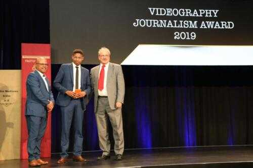 Editors Forum of Namibia Journalism Awards 2019